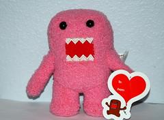 Pink Domo - Valentines Day 3