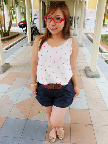 Outfit of the day, Singapore Lifestyle Blog, nadnut