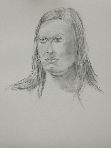 Portrait Course 2011-02-14 # 2