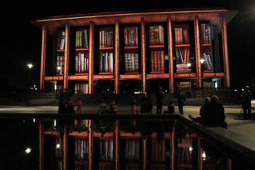 National Library Enlighten festival image
