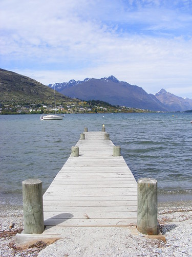 Picture from Queenstown, New Zealand