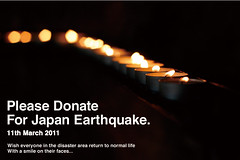 Please Donate For Japan Earthquake