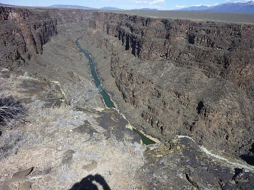 NM, Rio Grande Gorge Bridge 30