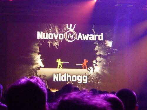 GDC 2011 Nuovo Award