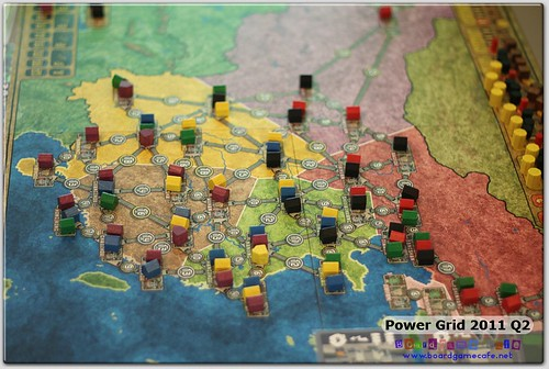 BGC Power Grid Msia 2011 @ Cassian Kitchen
