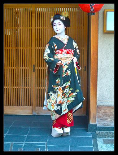 Omisedashi Maiko Takachisa