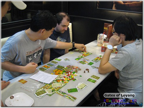 BGC Meetup - At the Gates of Loyang