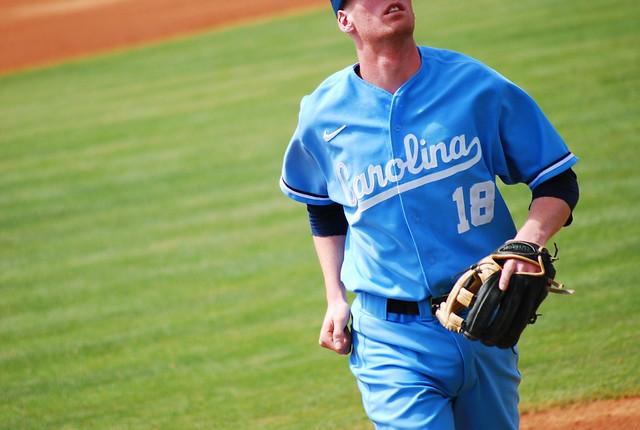 college baseball: clemson @ unc, game 3