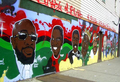 brooklyn mural by dppuchol