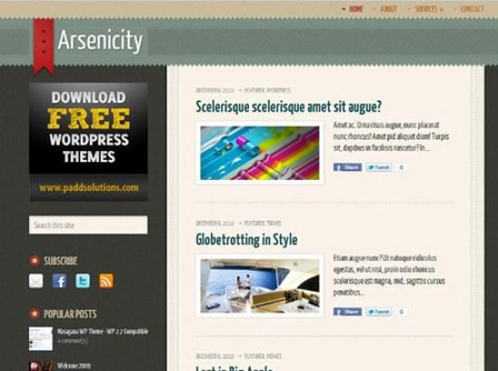 5596281885 e33a8e4fe0 20 Tema Premium Gratis WordPress