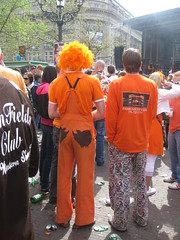Queen's Day outfits