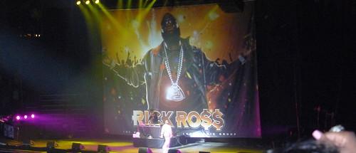 Rick Ross aka Ricky Rosay
