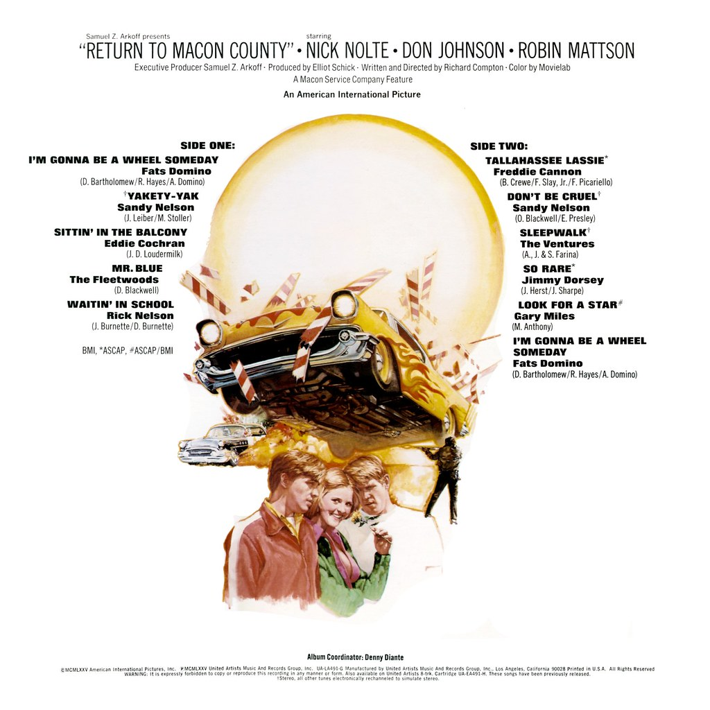 Various Artists - Return to Macon County