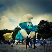 Le Jour des Schtroumpfs (Global Smurfs Day)