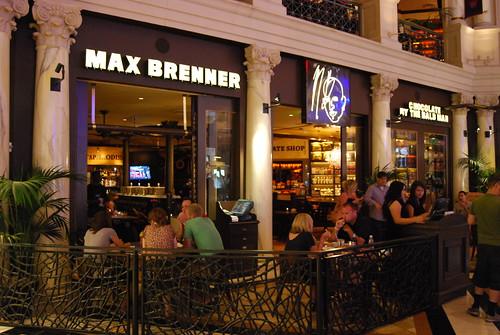Max Brenner in Las Vegas