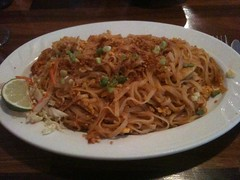 Chicken Pad Thai at Sushi Thai (Warner Robins GA)