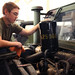 Mechanics keep tactical vehicles in motion