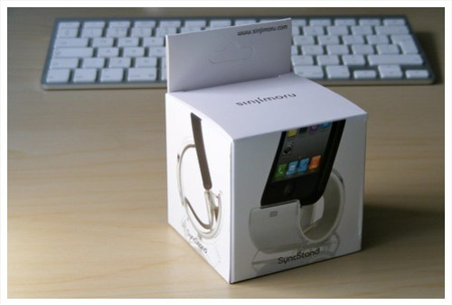 5660668835 192652cdd5 Sinjimoru SyncStand for iPhone