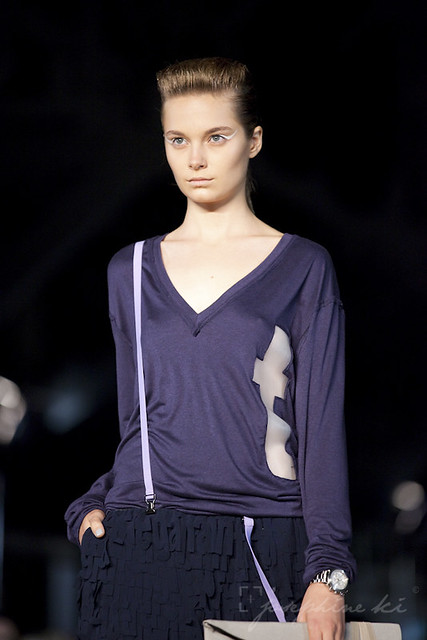 Ginger & Smart SS 11/12 Collection Show: Backstage & Runway