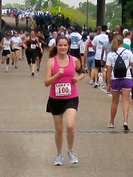 running ari