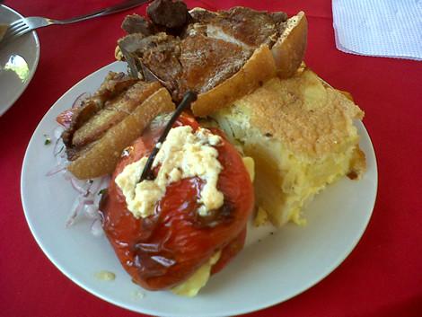 Arequipa Almuerzo