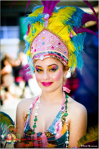San Francisco Carnaval Parade 2011 by davidyuweb