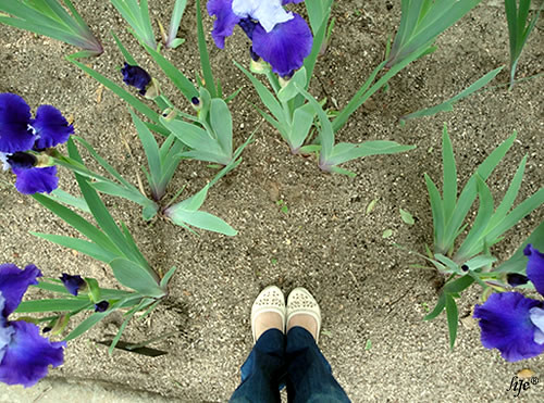 Change the ground beneath your feet frequently #19