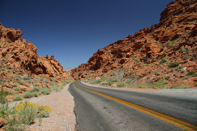 Valley of Fire State Park, Nevada USA