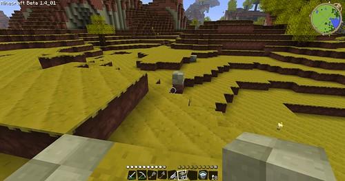 Minecraft - Road Plan