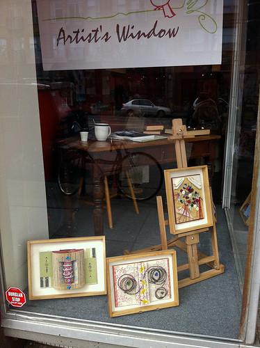 Artist Window-2
