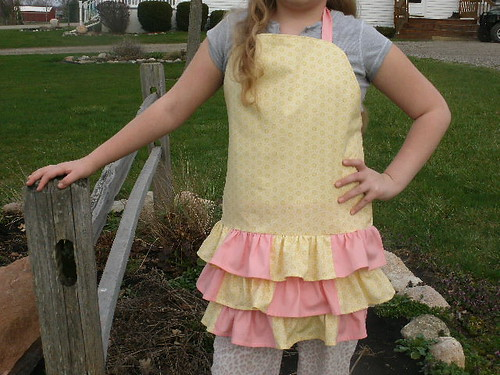 Jeanne S. - Sunkissed Apron