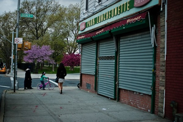 119/365 - Park Luncheonette, Greenpoint.
