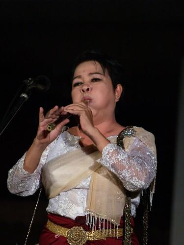 Khmer flute
