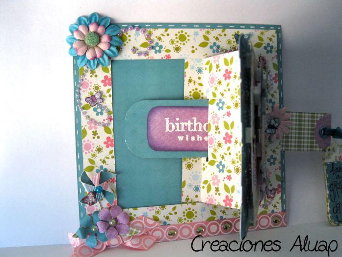 Tarjeta Cumpleaños... Sorpresa!