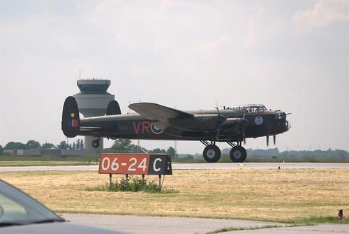Canadian Warplane Heritage Museum Airshow