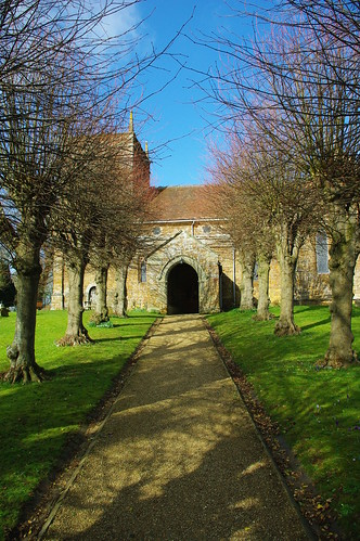 20110306-22_Church of St Lawrence - Napton on the Hill by gary.hadden