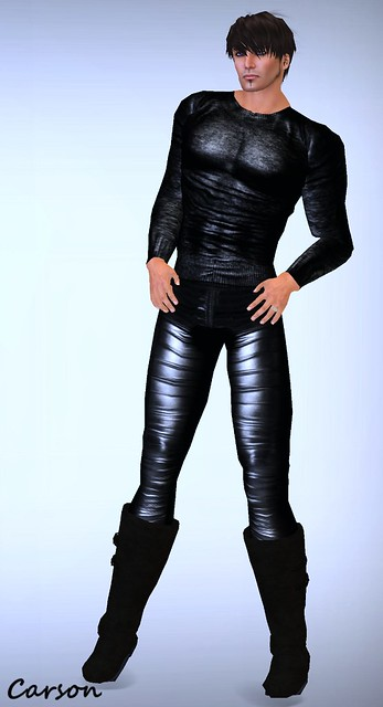 GizzA Leather Outfit Group Gift Male