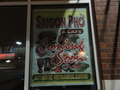 003/365 Coming soon: Vietnamese food in my neighborhood!