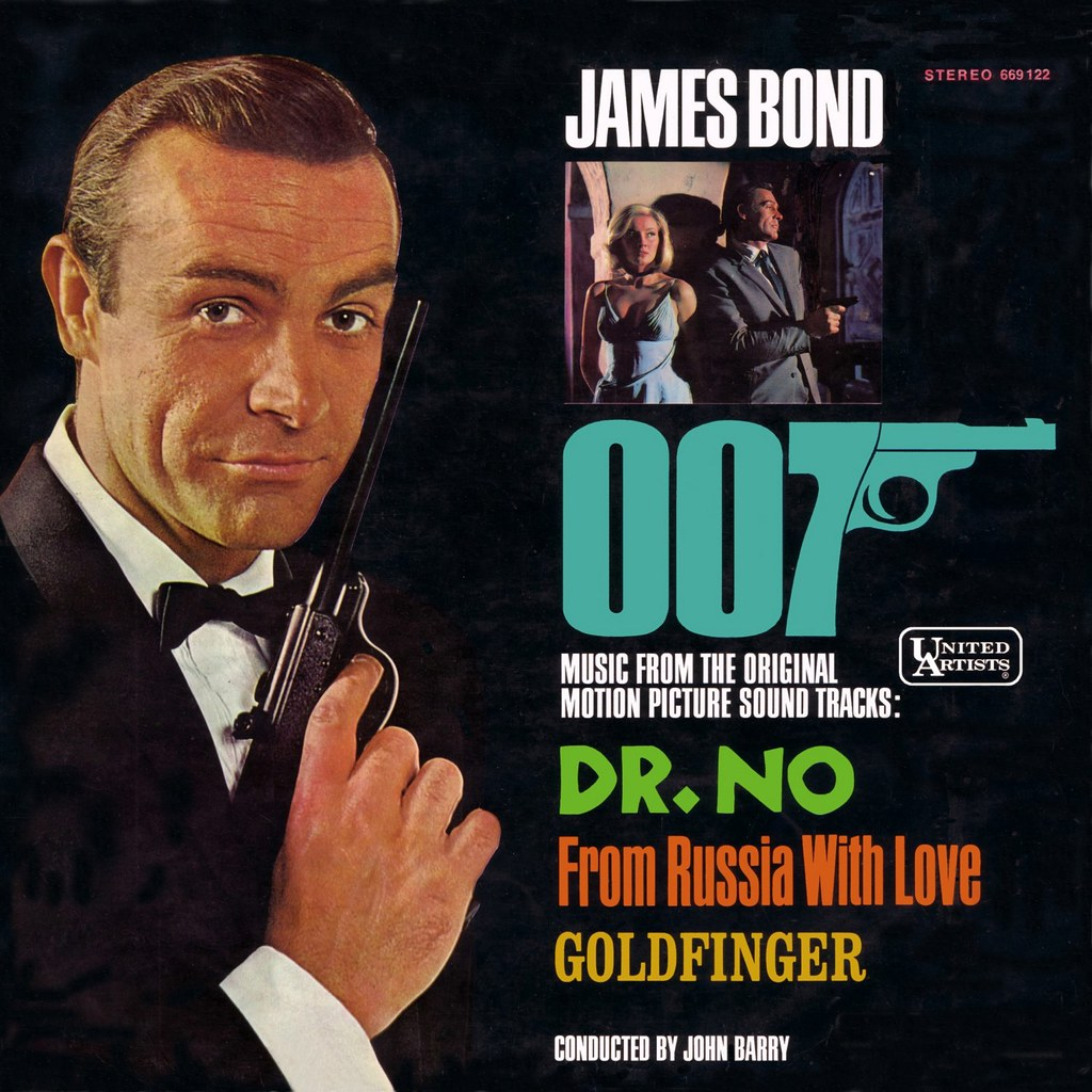 John Barry - James Bond 007