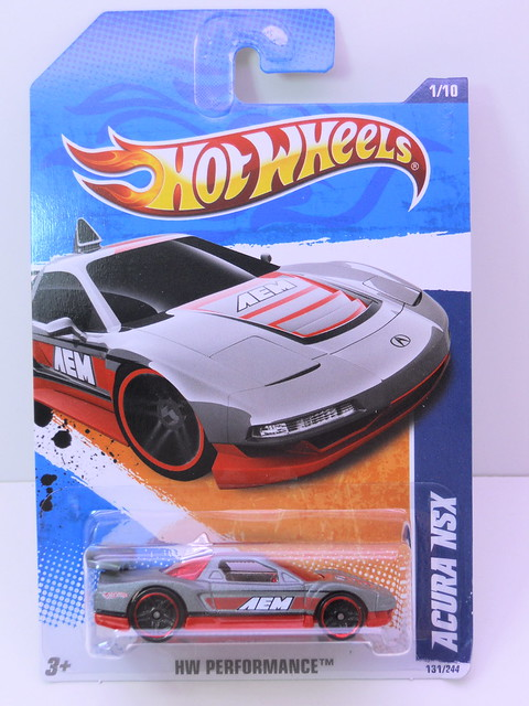 hot wheels acura nsx grey (1)
