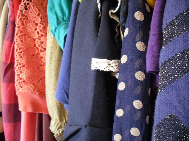 Wardrobe colours
