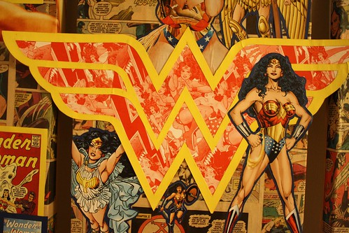 Wonder Woman Detail