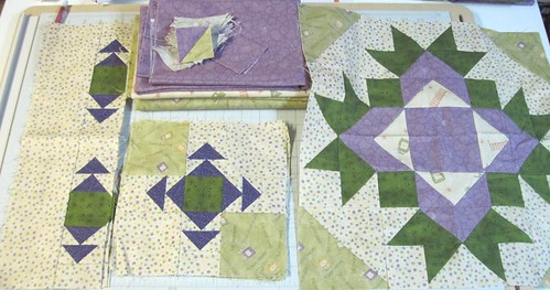 Baby Thistle Quilt