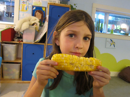 Sym on the Cob