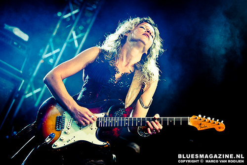 Ana Popovic / Mike Zito Big Band