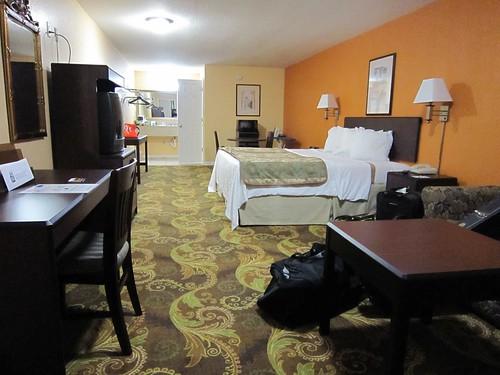 Rodeway Inn Memphis TN Room Interior