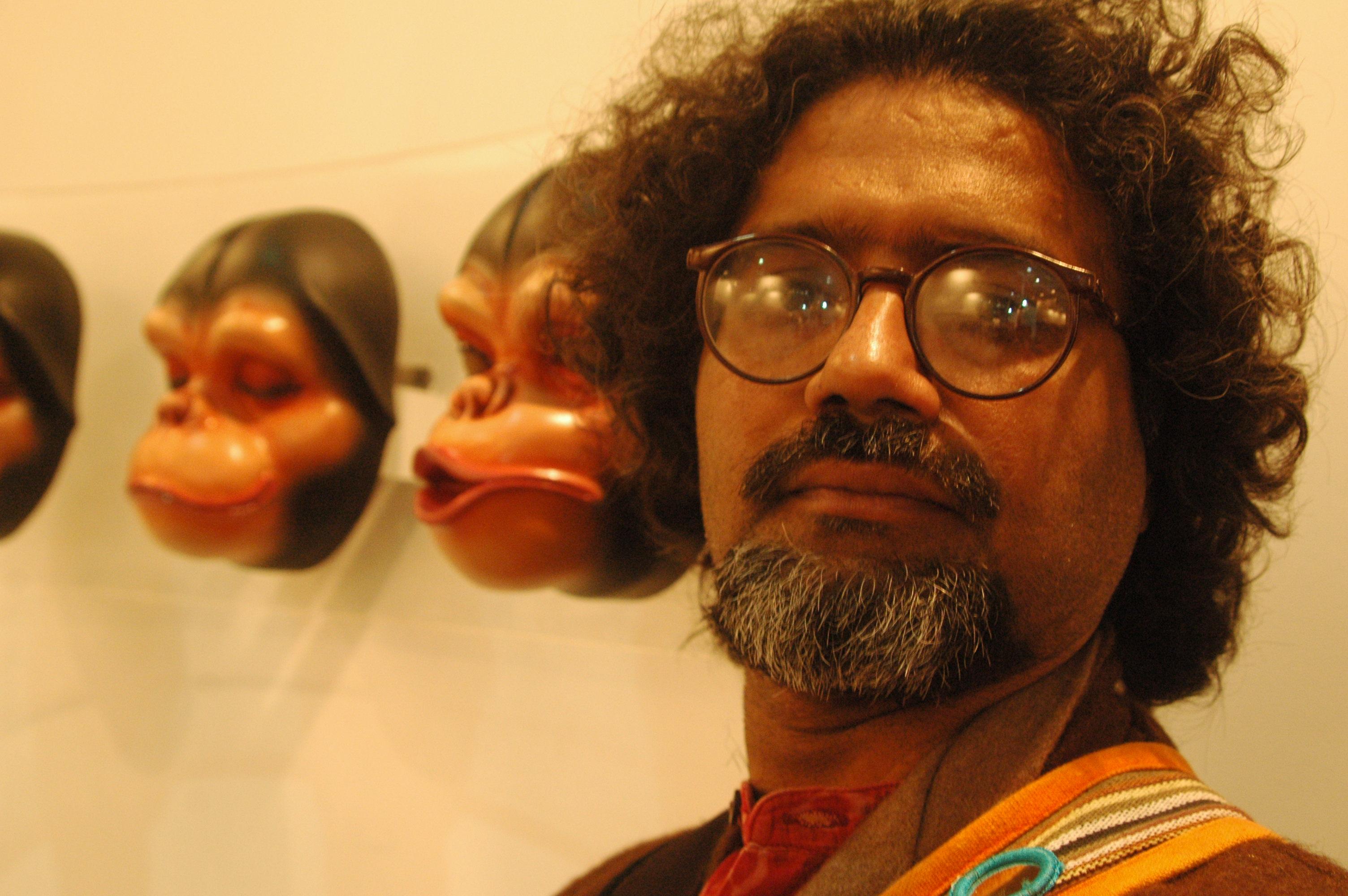 The progression, for the worse? India Art Summit, New Delhi, India