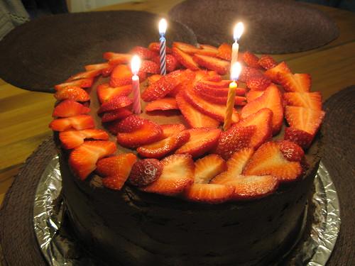 birthday cake #1