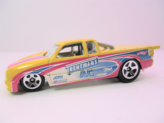 hot wheels chevy pro stock truck (2)