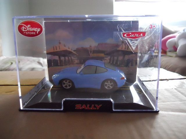 DISNEY STORE CARS 2 SALLY